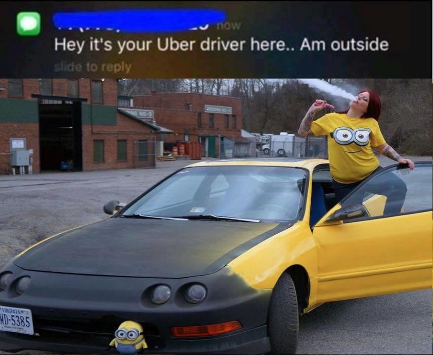 Uber atlanta payday