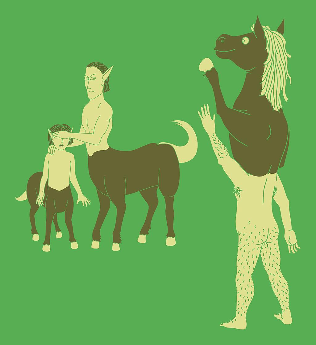 Centaur women fucked fucked images